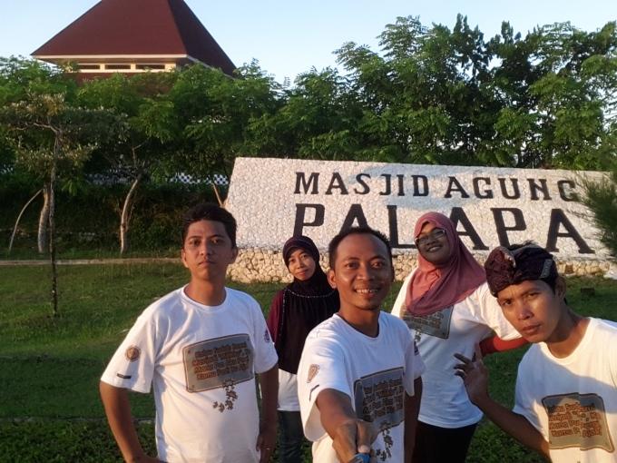 Masjid di daerah Dreamland